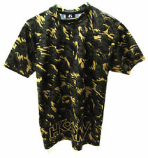 Hk Army Paintball Dry Fit T-Shirt All Over Tiger Camo Small S New Free Shipping