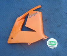 2004 ZX10 ZX10R mid front fairing side panel bodywork ninja 1000 zx 10 04 05