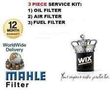 FOR BMW X1 x / s DRIVE  2.0TD 2009-> SERVICE KIT OIL AIR FUEL ( 3 ) FILTER SET