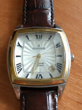 Romanson vintage watch automatic swiss  - passed the service