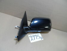 04 05 06 BMW X3 DRIVER side Mirror Used Power Black Color #2993-A