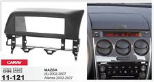 CARAV 11-121 1Din Marco Adaptador de radio MAZDA 6, Atenza 2002-2007 (Negro)