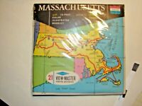 MASSACHUSETTES VIEWMASTER A 725 MINT SEALED  ^ reduced 11/3pm