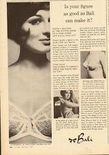 1962 Bali`Bra`Sexy lace`Burnette Model (120713)