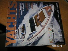 Yachts France n°126 Dossier anti crise Moonen 97Bandido 75 Princess V78