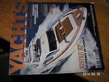 Yachts France n°126 Dossier anti crise Moonen 97Bandido 75 Princess V78
