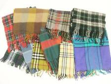 Vintage Mens Woolly Neck Scarf Job Lot x 10 Items Wholesale Mod Scooter Winter