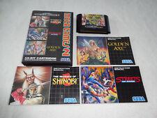 Mega Games 2 Mega Drive komplett mit OVP und Anleitungen