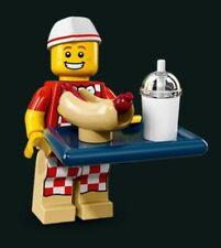Lego 71018 Minifigure Series 17 No.6 Hot Dog Vendor BRAND NEW