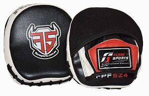 Sports Focus Pads Mitts Muay Thai Strick Kick Boxing Target MMA Training UFC