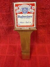 Budweiser Beer Tap Handle Vintage
