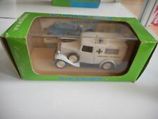 Eligor Andre Citroen Ambulance Municipale in White on 1:43 in Box