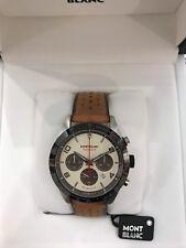 Original Montblanc TimeWalker Manufacture Chrono Watch 118491 - Orologio