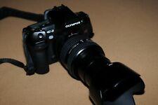 Olympus EVOLT E-3 10.1MP Digital SLR Camera w/ 18-180mm f/3.5-6.3 lens + more