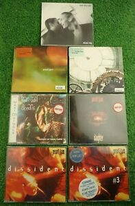 Pearl Jam - CD Singles Collection Dissident #3 Oceans Who You Are Light Years et