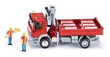 1:50 Mercedes Atego W/Crane - Die-Cast Vehicle - Siku 3534