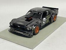 1/18  Ford Mustang Hoonigan Ken Brack Monster  Resin Hand Build Model