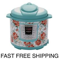 Instant Pot Pioneer Woman LUX 6 Qt 6-in-1 Multi-Use Cooker Rice VINTAGE FLORAL