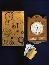 Vintage Taylor Instruments Co Lancaster I Wall Barometer Temperature & Humidity