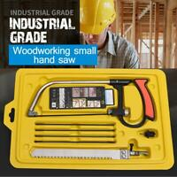 Multi Purpose Hobby Tool 8 in 1 Magic Saw Hacksaw DIY Hand Saw Industrial Grade