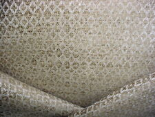 1-3/4Y Castel Maison 7130 Teton Brown Textured Diamond Lattice Upholstery Fabric