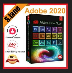 🔥Adobee Master Collection CC 2020🔥Full Version ⚡For Win/Mac