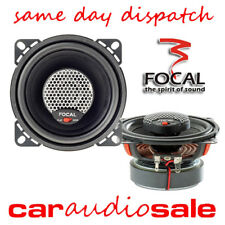 "FOCAL INTEGRATION ICU100 4"" 10CM 40W COAXIAL CAR VAN TAXI CHEAP SPEAKERS PAIR"