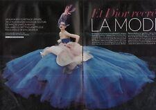 Coupure de presse Clipping 2011 Et Dior recréa la Mode  (8 pages)