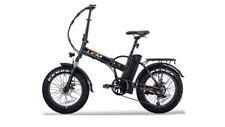 E-Bike Fat Lem Motor 250W Batteria a Litio FOLDING Bici Elettrica