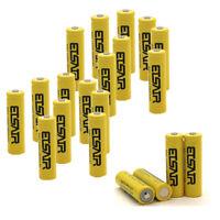20 PCS ETSAIR 14500 (AA) 3.7V 2800 mAH Li-ion Lithium Rechargeable Battery