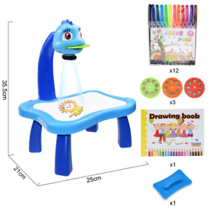 Children LED Projection Learning Drawing Board ** FREE SHIPPING **