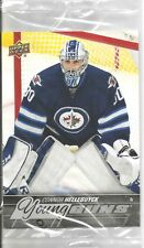 2015 UPPER DECK SERIES ONE CONNOR HELLEBUYCK OVERSIZED SEALED YOUNG GUNS ROOKIE