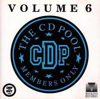 Various - The CD Pool Volume 6 (11 trk CD / 1995)