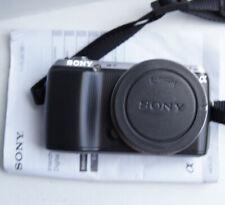 Sony Alpha NEX-C3 16.2MP (Body Only) Camera 3.9k Shutter count