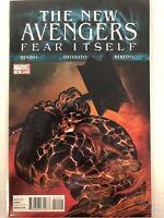 New Avengers #14 Comic Book Marvel 2011 Fear Itself