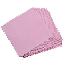 10x Jewelry Polishing Cloth Cleaning for Platinum Gold and Sterling Silver TOCA
