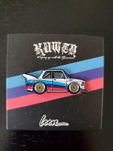 Leen Customs Pin Garage - KUWTB Bavarians BMW E21 - X/250
