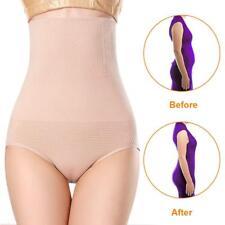 Women's Hi-Waist Cincher Body Trainer Shape Wear Tummy Control Slimming Pants