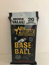 2017 Topps Heritage Baseball High Number AUTO? RELIC? AUTO-RELIC?!? - Ships Fast