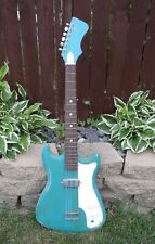 Silvertone 1413 Electric Guitar Project As Is Needs Work
