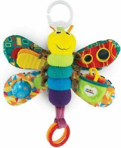 Lamaze Freddie the Firefly Clip On Pram/Pushchair Baby Sensory Activity Toy 0m+