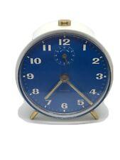 horlogerie reveil mécanique Mauthe année 70  ancien Germany fonctionne