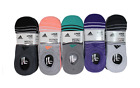 ADIDAS WOMEN SUPERLITE SUPER NO SHOW 6-PAIRS CLIMALITE SOCKS NWT SIZE 5-10