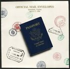 OFFICIAL STAMPED ENVELOPES SCOTT UO81 82 FIRST DAY CEREMONY PROGRAM