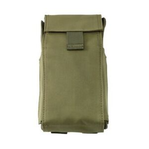 Tactical 25 Round Ammo Shell Pouch 12GA Molle Waist Bag Ammo Cartridge Accessory