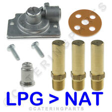 GAS CONVERSION KIT IMPERIAL IFS40 FRYER LPG TO NAT FOR ROBERTSHAW VALVE MODELS