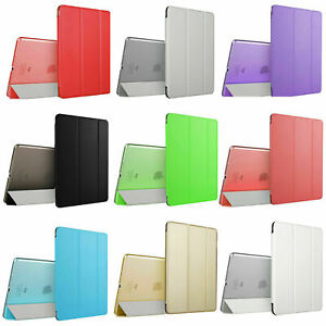 """CLEARANCE 50x Tri-fold Smart Cover/Back Stand for Apple Air 5th gen, 9.7"""""""