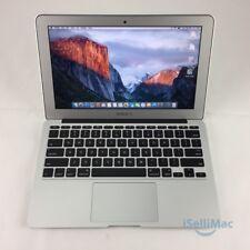"""Apple 2014 MacBook Air 11"""" 1.4GHz Core I5 128GB SSD 4GB MD711LL/B + B Grade"""