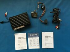 Sony CDX-T69 6 Disc CD Changer with the Cassette and Wiring for BMW/Mini