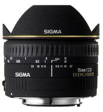 Sigma 15mm f2.8 DG Diagonal Fisheye Lens For Pentax K Mount (UK Stock) BNIB